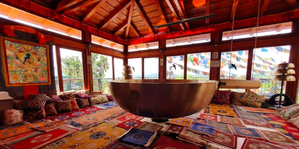 Hangfürdő a világ legnagyobb hangtáljával