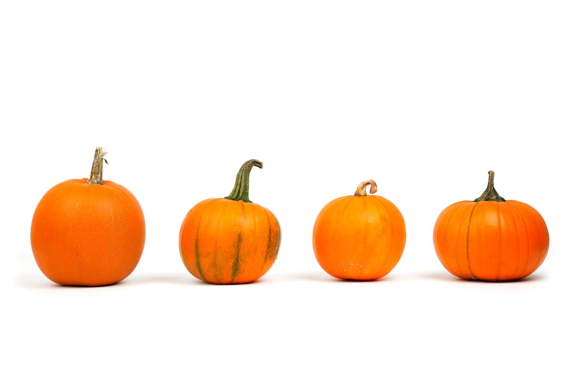 Egészséges őszi finomságok tökből.