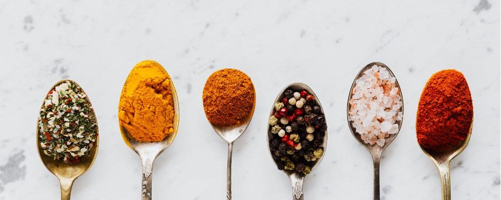 A 10 legjobb zsírégető fűszer