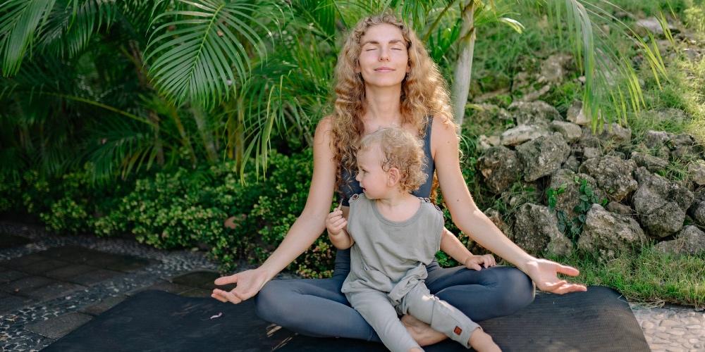 Meditáció gyerekeknek