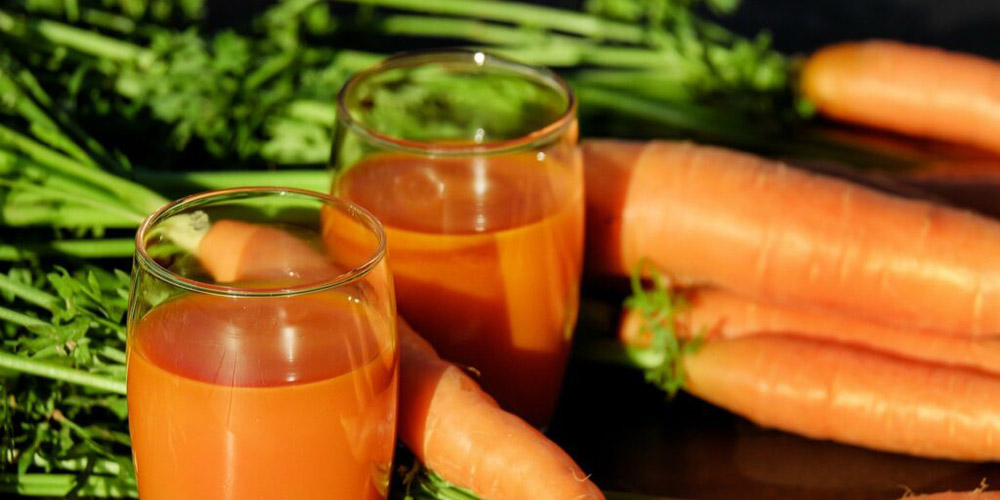 carrot juice immun boosting drinks for winter