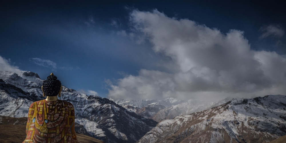 tibeti gyógyászat alapjai, hegyek