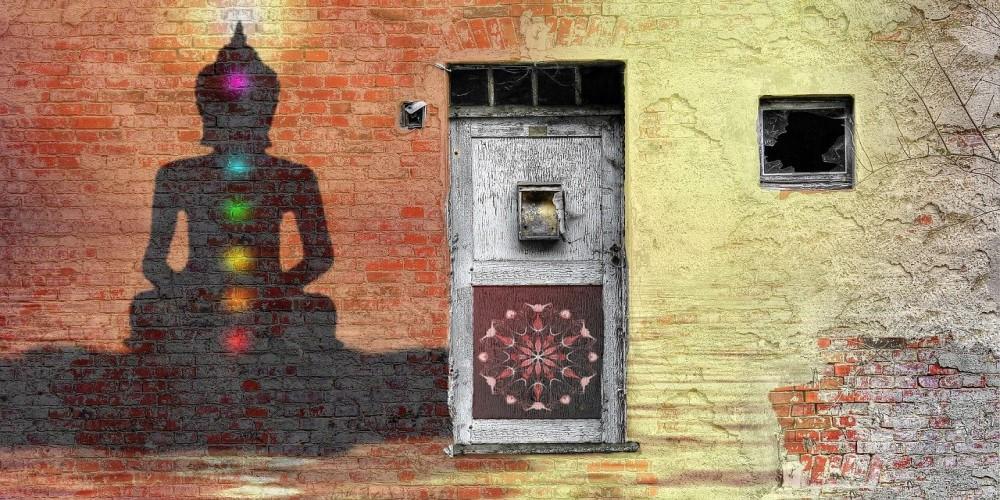 kundalini-joga, ajtó, csakrák