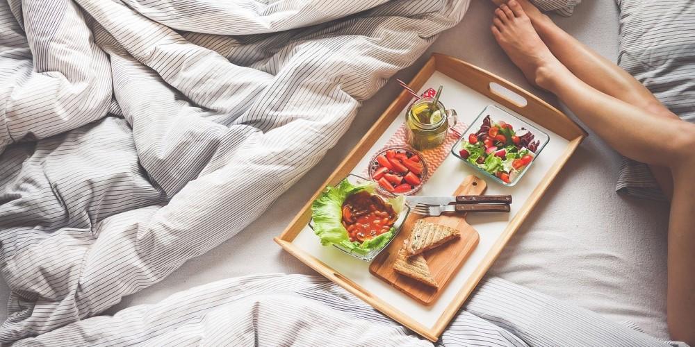 tavaszi-reggeli-recept, ágyban reggeli